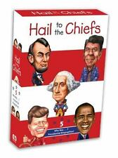 Hail to the Chiefs: 5 Who Was? Presidential Biographies