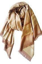 Thai Silk Gloden Flower Scarf Cover Cape Wrap Pashmina Shawl Scarves Free Ship