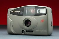 Olympus AF 10 XB 1980s Automatic Point and Shoot camera Lomography - Silver 29mm