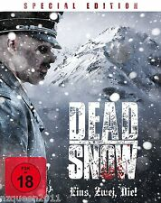Dead Snow [Blu-ray][Special Edition] Ein erstklassiger Horrorfilm! * NEU & OVP *