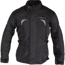 Blousons noirs textiles Richa pour motocyclette