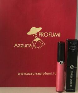 Giorgio Armani Flash Lacquer Crystal Shine Gloss 503 Pink 6.5 ml
