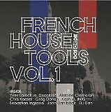 LAROCK Yves, CLAMARAN Antoine... - French house tools vol 1 - CD Album