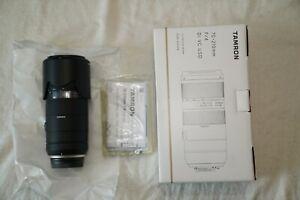 Tamron 70-210mm F4 Di VC USD Nikon