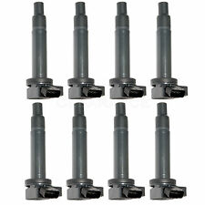 Set of 8 Ignition Coil for Lexus GS430 LS430 Toyota Tundra C1173 UF230 UF493 New