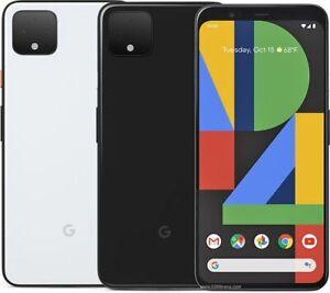 Google Pixel 4 XL - 64GB Black&White SmartPhone Unlocked New Other Original