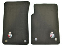 Genuine Holden RG Colorado NRL State Of Origin Carpet Floor Mats Front Pair Blac