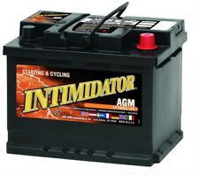 DEKA GENUINE NEW 9A47 Intimidator AGM Battery 690Amp Cranking Power (Group 47)
