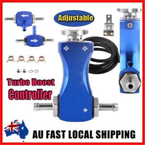 Adjustable Tee Manual Turbo Boost Controller Bleed Valve Diesel Dual Port AUS
