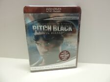 Pitch Black (Unrated Director's Cut) Hd Dvd; New & Sealed; Free Shipping