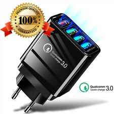 Quick Charger 3.0 USB Charger for Samsung A50 A30 iPhone 7 8 Max Huawei P20 Tab