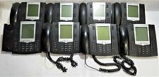 Lot of 8 Zultys Zip 57i IP phones (AAstra 6757i)  ZIP57i