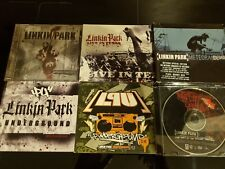 Linkin Park CD's