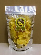 Thailand Monthong Durian Fried snack chip and crispy Hi Quality Food Grade 100g