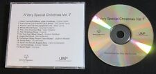MILEY CYRUS/CARRIE UNDERWOOD 'A VERY SPECIAL CHRISTMAS VOL. 7' 2009 PROMO CD