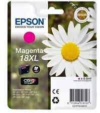 Epson T1813 Margarita Original 18XL Magenta Tinta Para Epson Expression Home XP-102