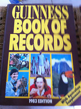 Guinness Book of Records - Australian Supplement 1983
