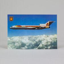 Iberia - Boeing 727 - Aircraft Postcard - Top Quality
