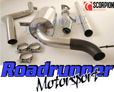 Scorpion Exhaust Renault Sport Megane RS 250 2.0 16v Turbo Cat Back Non Res New