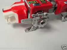 Original 1981 Voltron GB36 GB-36 Y&K Japan Red Lion Sword Weapon Gun Go Lion D