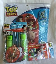 NEW Disney Pixar Toy Story Hallmark Party Express - Centerpiece Invitation Pack