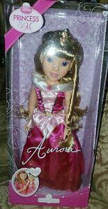 Disney Aurora Sleeping Beauty Princess & And Me Doll Shimmer Edition NEW