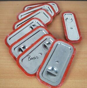 Rieber GN 1/3 GN Behälter Thermo Deckel 8er-Set Gastro Restposten Thermo Port
