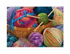 Yarn Bundles Puzzle, 1000 Pieces
