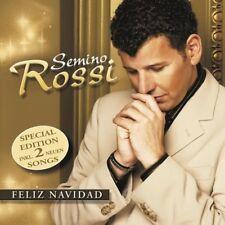 SEMINO ROSSI 'FELIZ NAVIDAD (SPECIAL EDITION)' CD NEW+