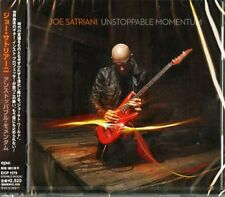 JOE SATRIANI-UNSTOPPABLE MOMENTUM-JAPAN CD F30