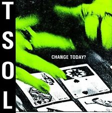 T.S.O.L. - CHANGE TODAY? NEW CD