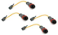 BP19x4 4x Front Rear Brake Pad Wear Wire Indicator Sensor 5 YEAR WARRANTY