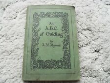 More details for  an a.b.c. of guiding by a.m. maynard