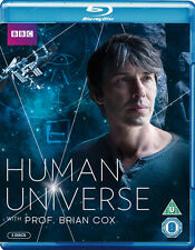 Human Universe Blu-ray 2014 Professor Brian Cox