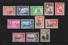 Gold Coast - 1952 set, mint, cat. $ 63.90