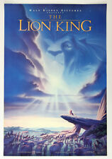 "Walt Disney The Lion King Movie Poster Replica 13x19"" Photo Print"