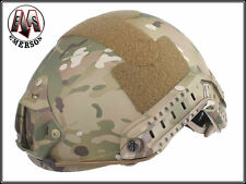 EMERSON FAST Helmet MH TYPE/Multicam Military Hunting Airsoft Headwear EM5658D
