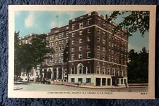 LORD NELSON HOTEL HALIFAX N.S. CANADA POSTCARD 1900s #L684
