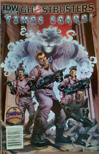 GHOSTBUSTERS MINI COMIC 2012