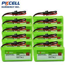 10 X Cordless Home Batteries 800mAh for Uniden BT-1008 BT-1016 BT-1021 BT-1025