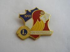 pins lions club DM 103 france 1991