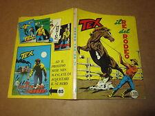 TEX  N° 84 PRIMA EDIZIONE  IL RE DEL RODEO LIRE 200 AUT 2926 OTTOBRE 1967