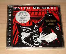 CD Album - Faith No More - King For a Day - Fool for a Lifetime