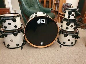 Drum Workshop (DW) Maple Shell Pack