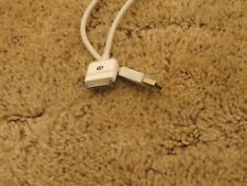 30-Pin To USB Charge Sync Cable Charger for Apple iPhone 3G 4 4s ipod Ipad