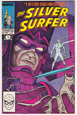 Silver Surfer #1 & #2 Epic Comics Limited Series Moebius Art Two Issues Lot