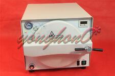 NEW CE FDA 18L Dental Medical autoclave Steam Pressure Sterilizer sterilizition