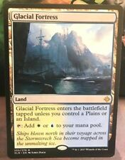 Glacial Fortress Ixalan Near Mint  Mint Magic MTG