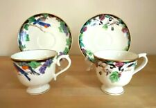 Lenox Birds of America 1993 2 tea cups and saucers in excellent condition