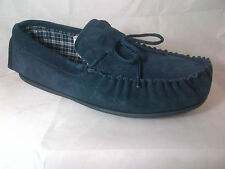 Unbranded Suede Slip On Slippers for Men